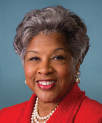 Photo of sponsor Joyce Beatty
