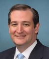 Portrait of Ted Cruz