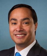 Photo of sponsor Joaquin Castro