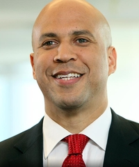 Photo of sponsor Cory Booker
