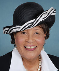 Photo of sponsor Alma Adams