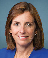 Photo of sponsor Martha McSally