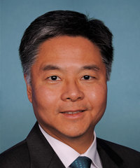 Photo of sponsor Ted Lieu