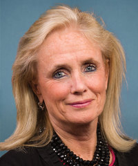 Photo of Rep. Debbie Dingell [D-MI12]