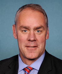 Photo of sponsor Ryan Zinke