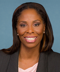 Photo of sponsor Stacey Plaskett