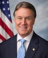 Portrait of David Perdue