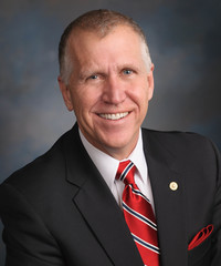 Photo of sponsor Thom Tillis