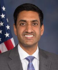 Photo of Rep. Ro Khanna [D-CA17]