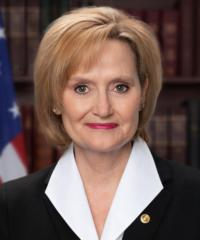 Photo of sponsor Cindy Hyde-Smith