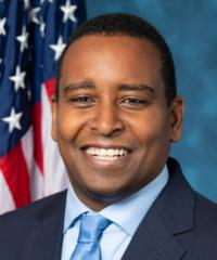 Photo of sponsor Joe Neguse
