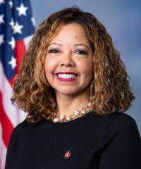 Photo of Rep. Lucy McBath [D-GA6]