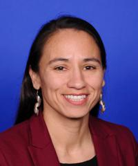 Photo of sponsor Sharice Davids