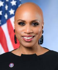 Photo of Rep. Ayanna Pressley [D-MA7]