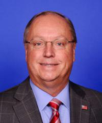 Photo of sponsor Jim Hagedorn