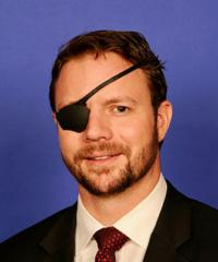 Photo of sponsor Dan Crenshaw