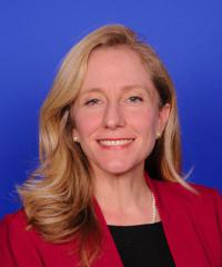 Photo of sponsor Abigail Spanberger