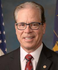 Photo of sponsor Mike Braun